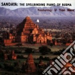 Sandaya - Spellbinding Piano Burma cd musicale di Sandaya