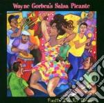 Wayne Gorbea Y Salsa Picante - Fiestaen El Bronx cd musicale di Wayne gorbea y salsa