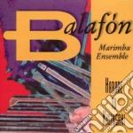 Harare to kisingani - cd musicale di Balafon marimba ensemble