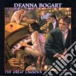 The great unknown - cd musicale di Bogart Deanna