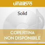 SOLID                                     cd musicale di SHAW WOODY