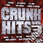CRUNK HITS VOL.3 cd musicale di Hits Crunk