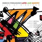 Live at birdland cd musicale di Enrico Pieranunzi