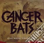 BEARS, MAYORS, SCRAPS & BONES CD+DVD      cd musicale di Bats Cancer