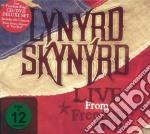 LIVE AT FREEDOM HALL  CD+DVD              cd musicale di Skynyrd Lynyrd