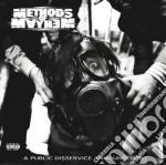 Methods Of Mayhem - A Public Disservice Announcement cd musicale di METHODS OF MAYHEM