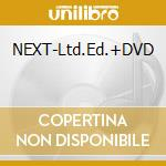 NEXT-Ltd.Ed.+DVD cd musicale di SEVENDUST