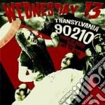 Wednesday 13 - Transylvania 90210 cd musicale di WEDNESDAY 13