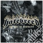 Hatebreed - The Rise Of Brutality cd musicale di HATEBREED