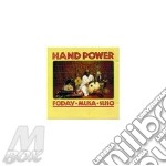 Foday Musa Suso - Hand Power cd musicale di Foday musa suso