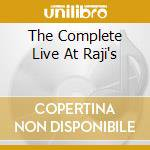THE COMPLETE LIVE AT RAJI'S cd musicale di The Dream syndicate
