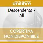 ALL cd musicale di DESCENDENTS