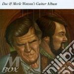 Guitar album cd musicale di Doc & merle watson