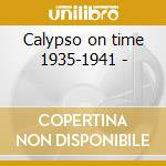 Calypso on time 1935-1941 - cd musicale di Fall of man