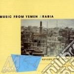 Sanaani, laheji, adeni - cd musicale di Music from yemen arabia
