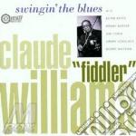 Claude Williams - Swinging The Blues cd musicale di Williams Claude