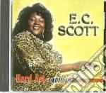 E.C. Scott - Hard Act To Follow cd musicale di E.c.scott
