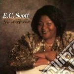 E.C. Scott - Masterpiece cd musicale di Scott E.c.