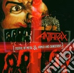 Anthrax - Fistful Of Metal cd musicale di ANTHRAX