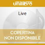 Live cd musicale di Combo Paris