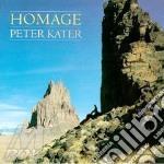 Homage cd musicale di Peter Kater