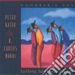 Honorable sky cd musicale di Kater p. / nakai r.c