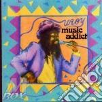 Music addict - u roy cd musicale di U-roy