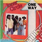 One way - cd musicale di Circle Inner