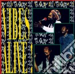 VIBES ALIVE                               cd musicale di Vibration Israel