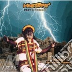The history - cd musicale di Ras sam brown