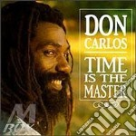 Time is the master - cd musicale di Don Carlos