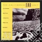 Modern chamber ensemble compositions cd musicale di California e.a.r. un