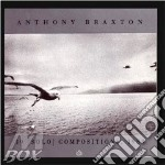 19 (solo) compositions 1988 cd musicale di Anthony Braxton