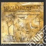 The complete works cd musicale di Luciano Berio