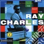 Ray Charles - The Right Time cd musicale di Ray Charles