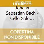 Bach - Cello Solo Suites I-VI - Beschi cd musicale di Paolo Beschi