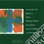 Amsterdam String Trio - Winter Theme cd musicale di AMSTERDAM STRING TRIO