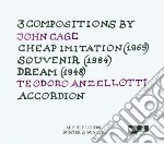 Teodoro Anzellotti - John Cage cd musicale di Teodoro Anzellotti