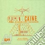 Uri Caine - The Classical Variat cd musicale di CAINE URI