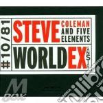 Steve Coleman - World Expansion cd musicale di Steve Coleman