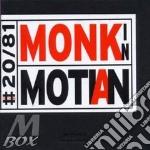 Paul Motian - Monk In Motian cd musicale di Paul Motian