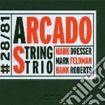 Arcado String Trio - Arcado-String-Trio cd musicale di ARCADO STRING TRIO