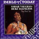 Sarah Vaughan - Duke Ellington Songbook 2 cd musicale di Sarah Vaughan