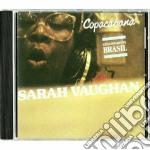 Sarah Vaughan - Copacabana cd musicale di Sarah Vaughan