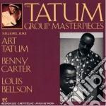 Tatum Group Masterpieces Vol. 1 cd musicale di TATUM-CARTER-BELLSON
