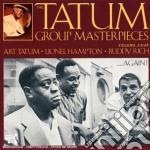 Tatum Group Masterpieces Vol. 4 cd musicale di Tatum/hampton