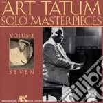 Art Tatum - Solo Masterpieces #07 cd musicale di Art Tatum