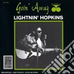 Goin' away cd musicale di Lightnin' Hopkins