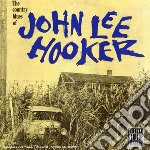 John Lee Hooker - The Country Blues Of cd musicale di HOOKER JOHN LEE