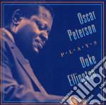 OSCAR PETERSON PLAYS D. EL cd musicale di Oscar Peterson